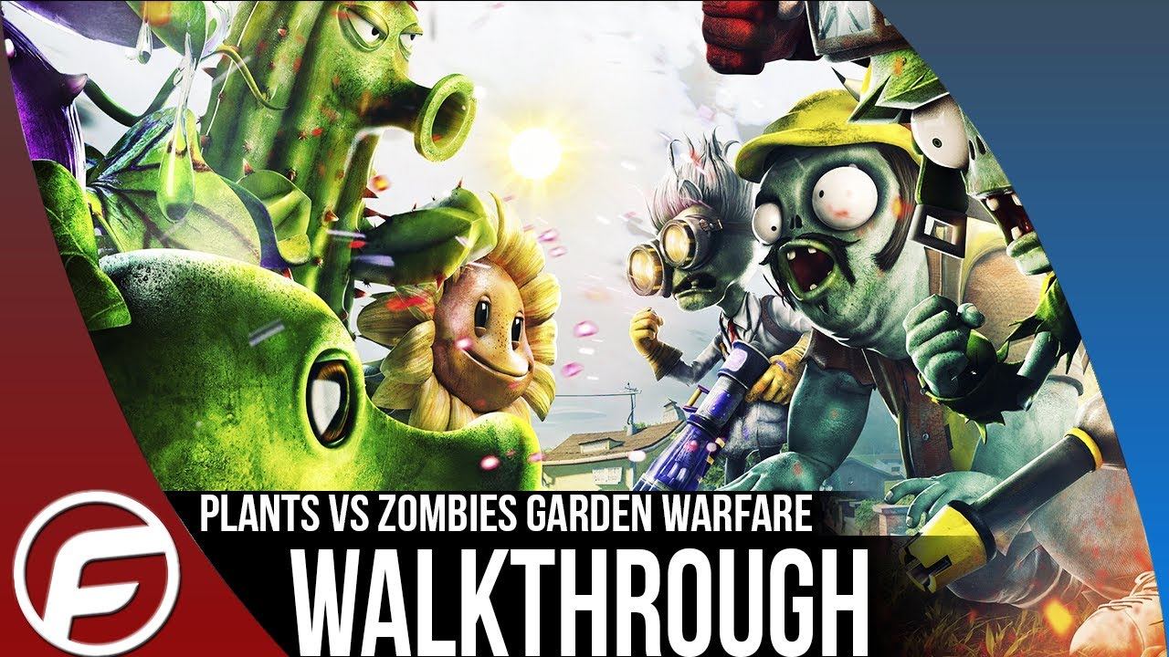 Plants vs zombies garden warfare strategy guide