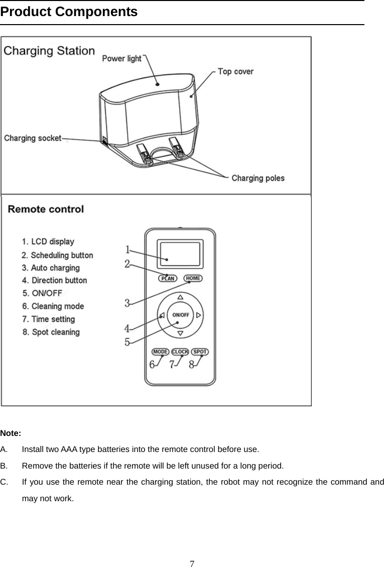 download robot vacuum xr210 manual