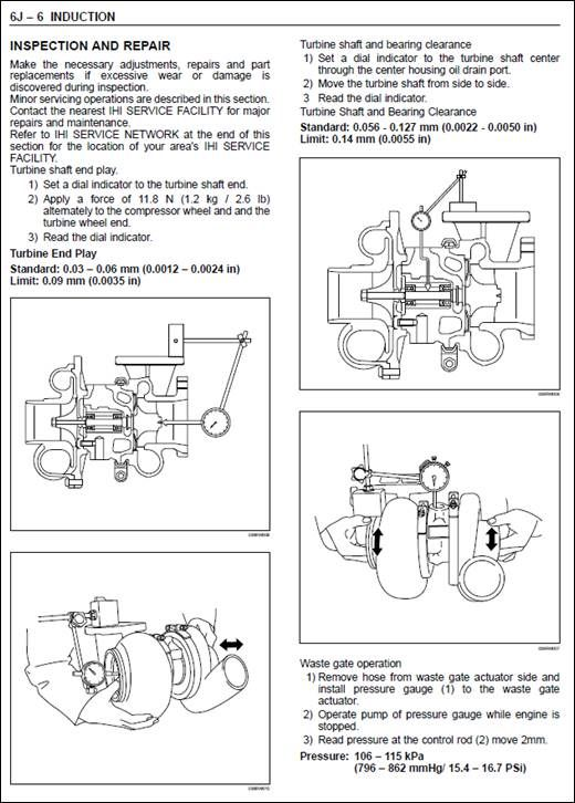 Met sr radial turbocharger in diesel engine pdf