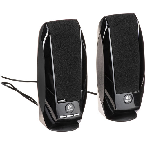 Logitech s150 usb speakers manual