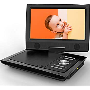 iegeek portable dvd player instructions