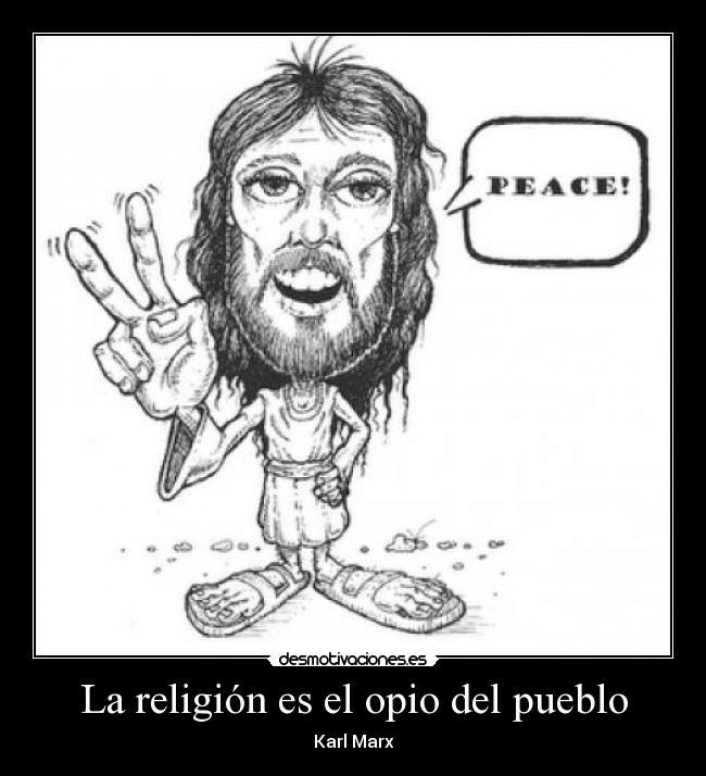La religion es el opio del pueblo pdf