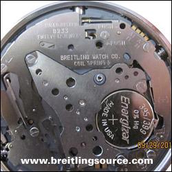 breitling jupiter pilot instruction manual