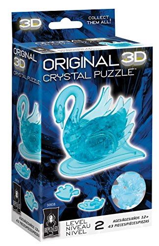 Original 3d crystal puzzle instructions