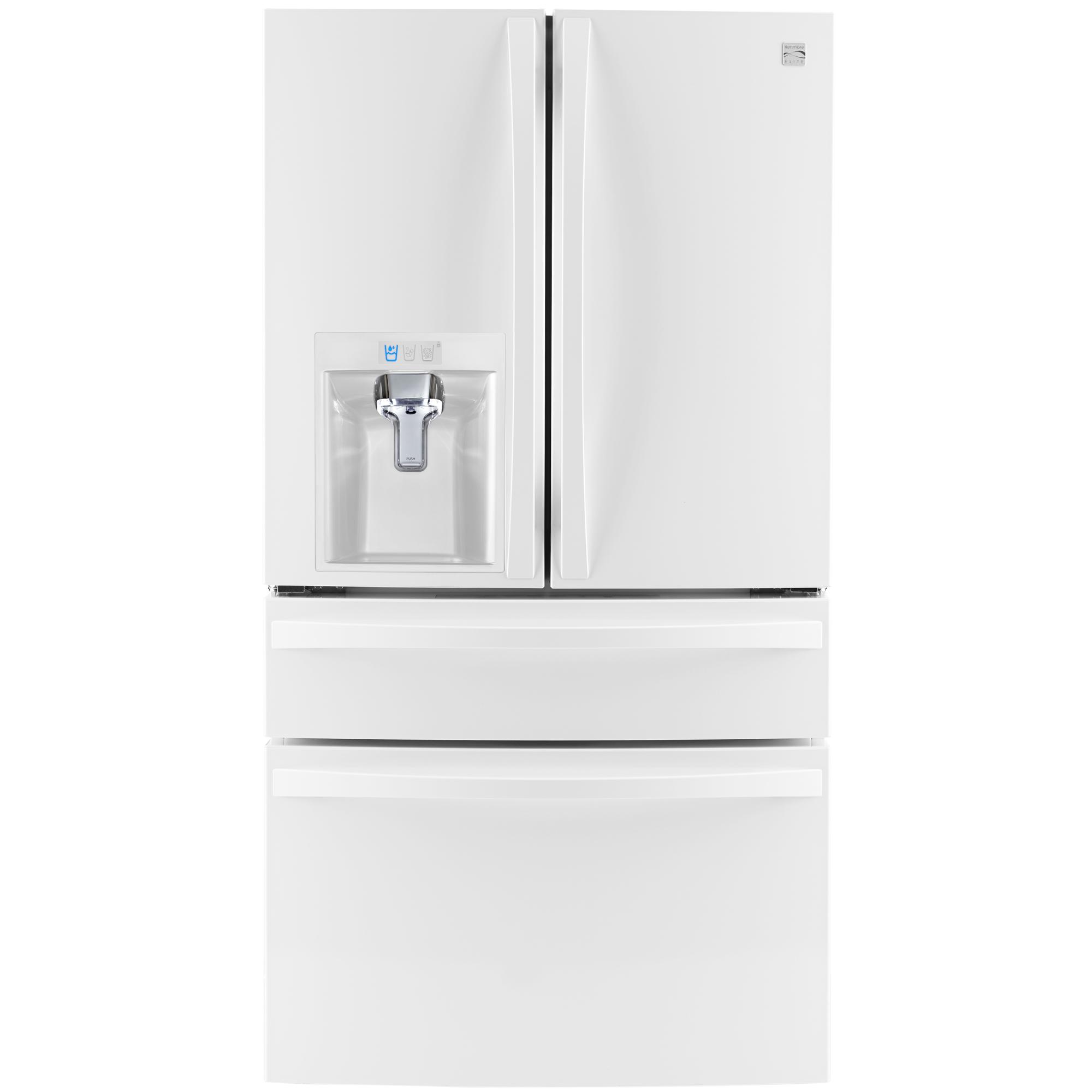 kenmore elite bottom freezer refrigerator model 795 manual