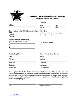 Florent and mundey application form
