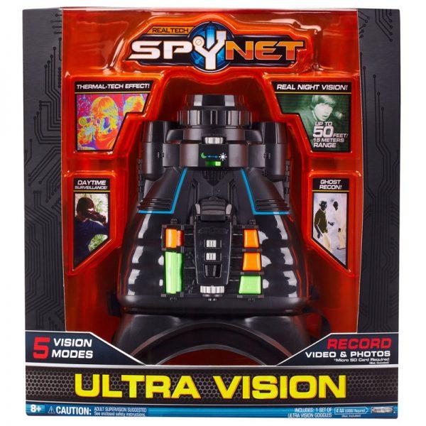 Spy net ultra night vision goggles instructions