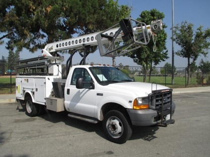 Telsta bucket truck service manual