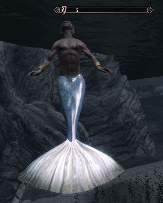 Skyrim how to become a mermaid