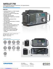 grundig satellit 750 service manual