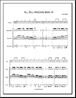 Bass burner beat cadence sheet music pdf