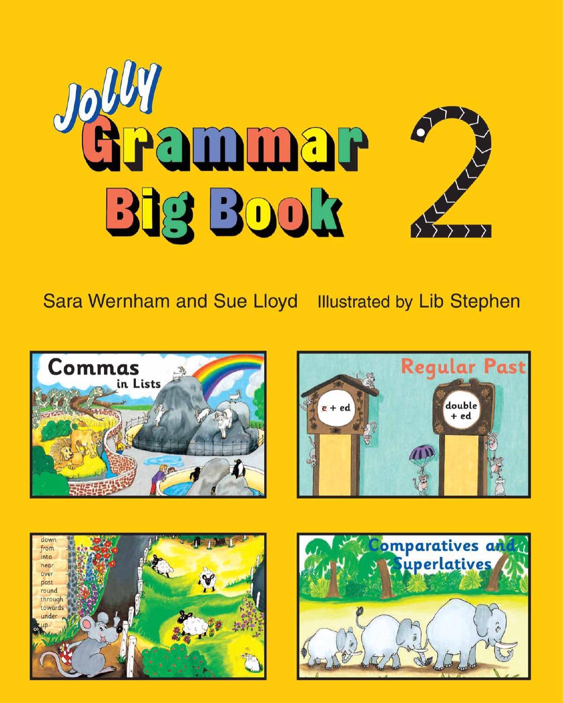 Jolly grammar handbook 2