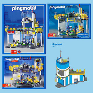 playmobil zoo instructions 4093
