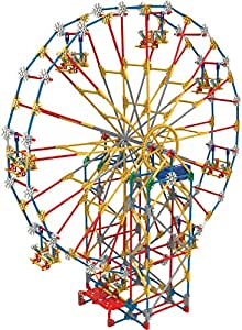 knex musical ferris wheel and boom ride instructions