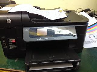 hp officejet 6500a repair manual