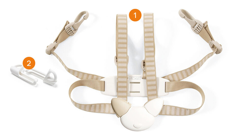 stokke tripp trapp 4 point harness instructions