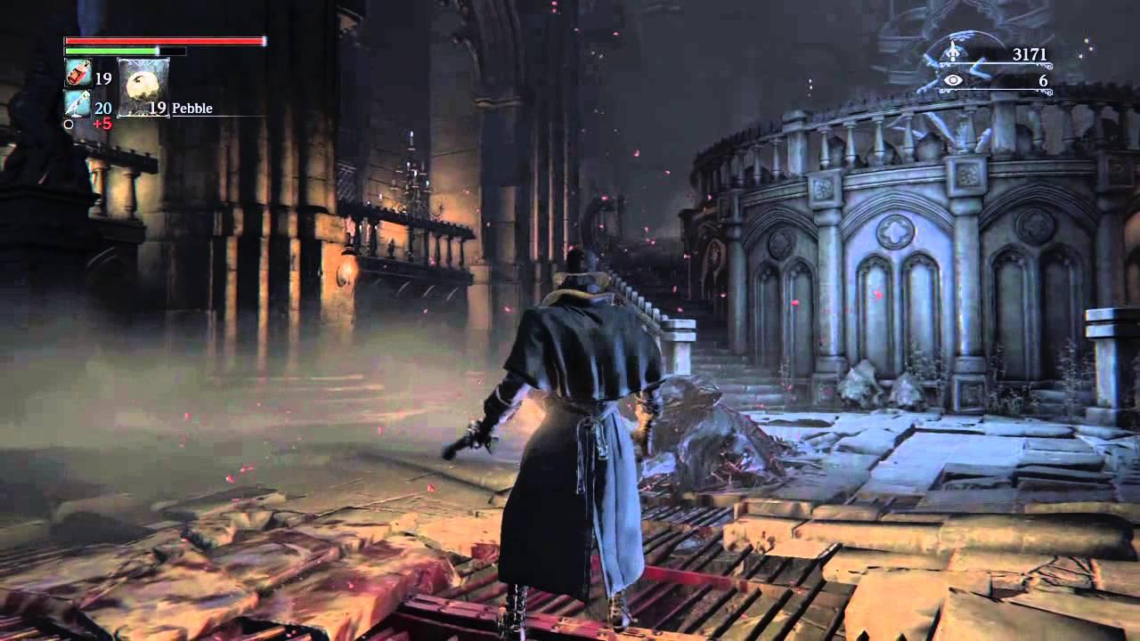 Bloodborne how to kill snatchers