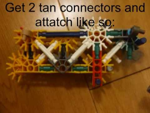knex gun instructions weebly