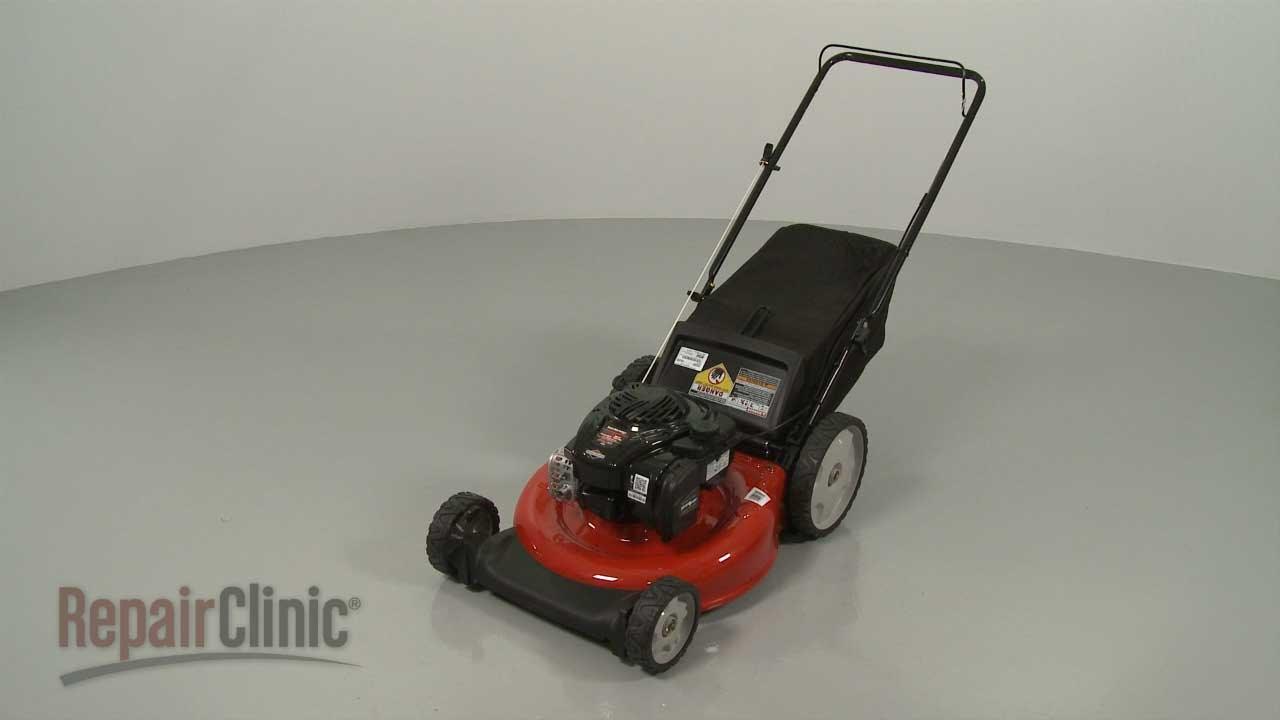 mtd lawn mower engine manual
