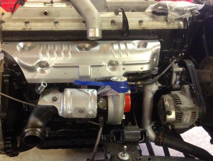 toyota 1hz turbo kit manual