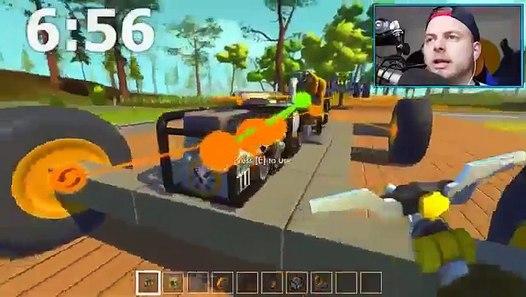 Scrap mechanic how to build a hovercraft