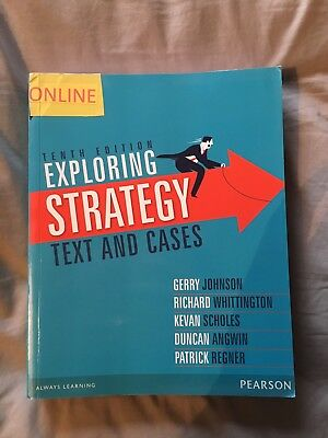 Exploring strategy 11th edition pdf