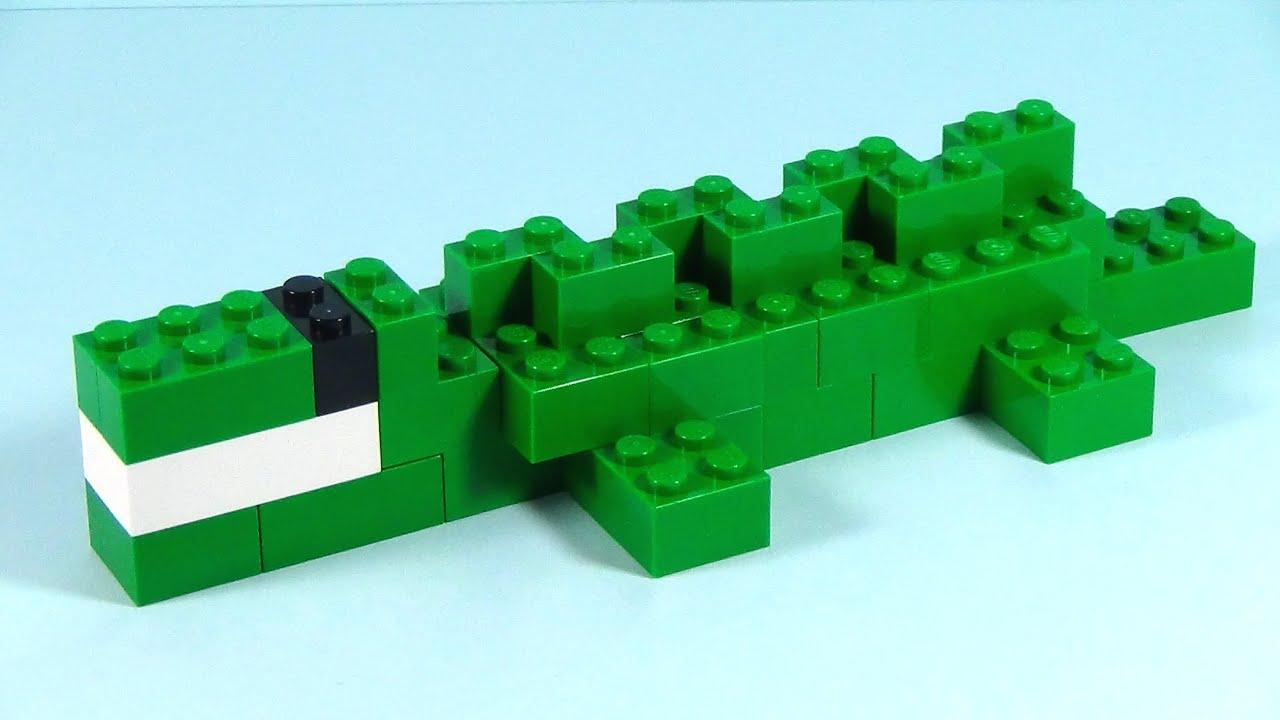lego animal building instructions