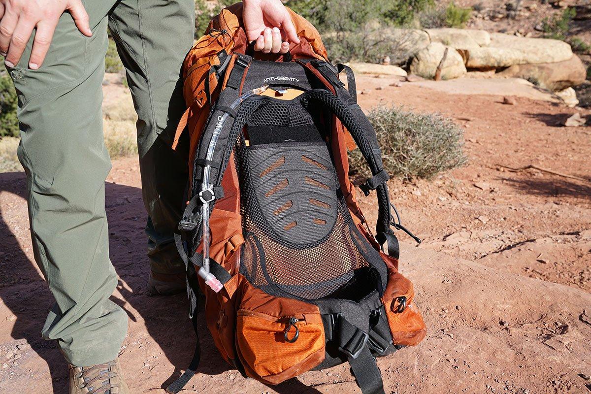 osprey aether ag 70 manual