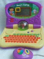 vtech dora the explorer laptop instructions