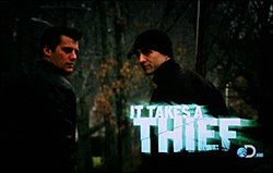 Tv show how to catch a thief