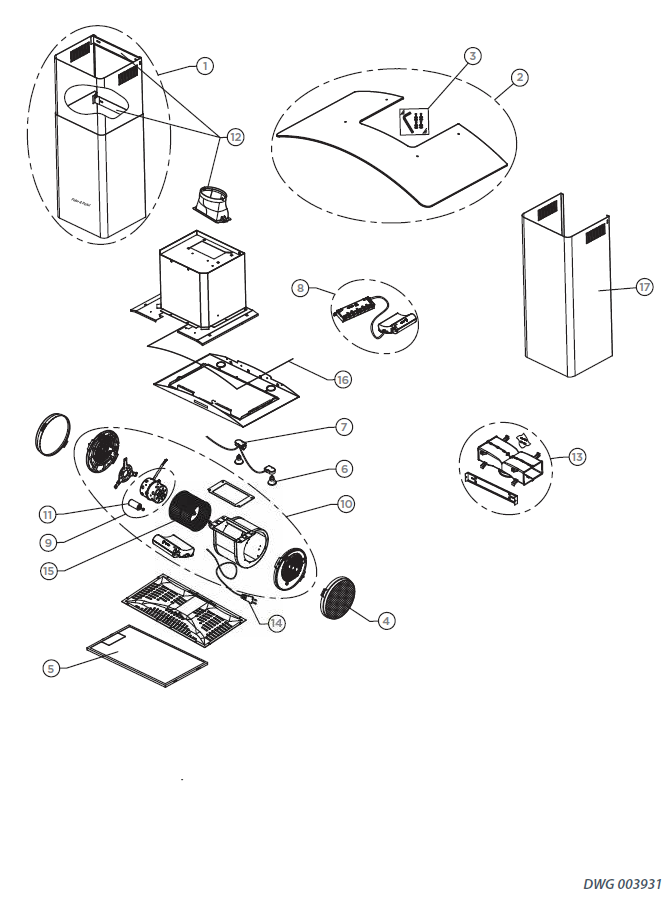 fisher and paykel hc90dcxb1 manual