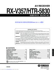 yamaha htr 5950 manual pdf