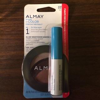 almay eyeshadow for blue eyes instructions