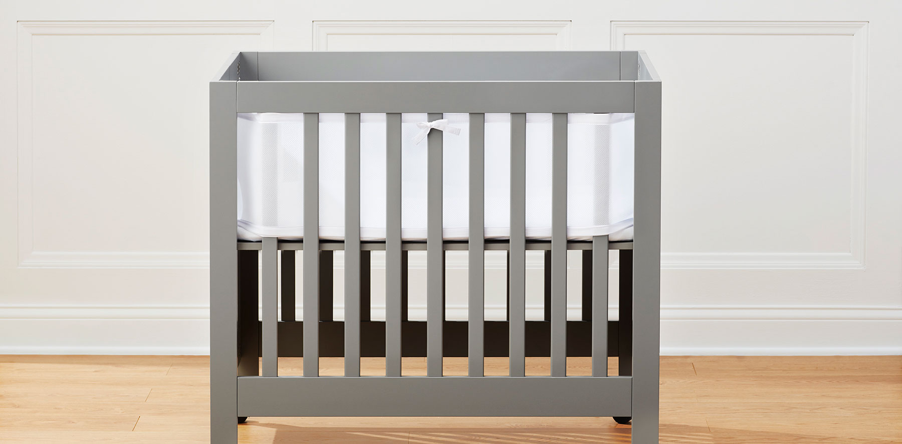 breathable baby mesh crib liner instructions