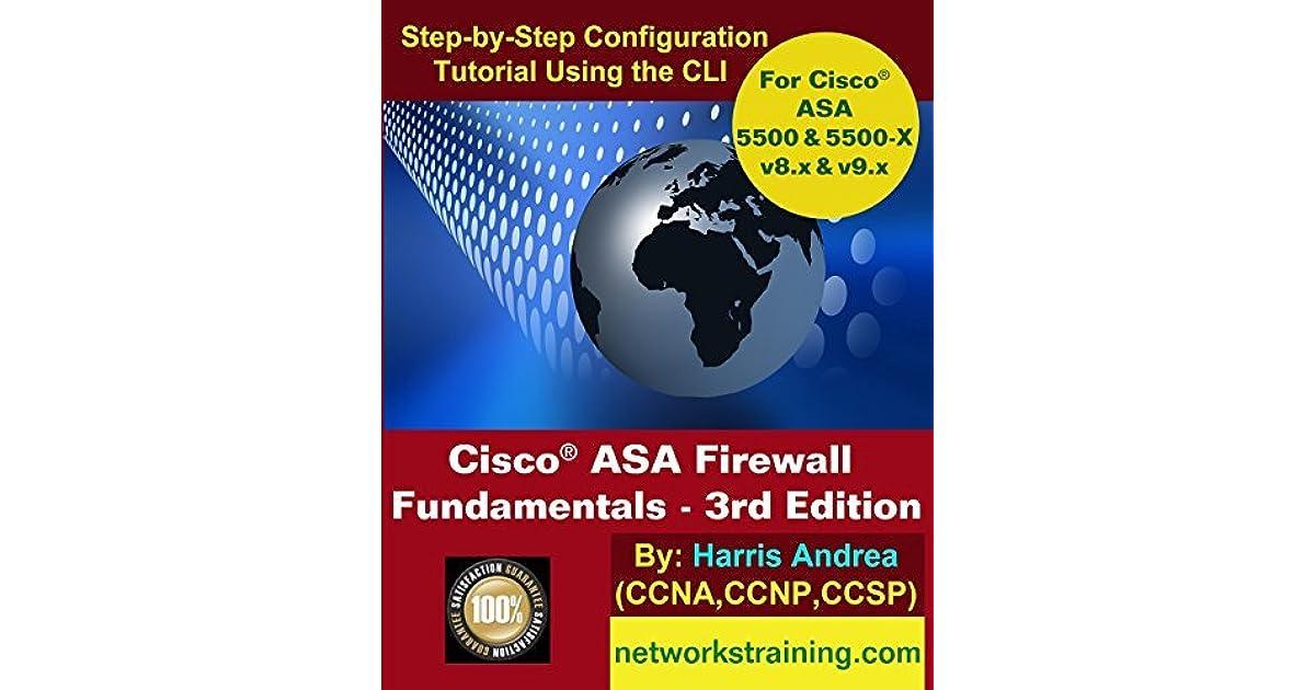 Cisco asa firewall fundamentals pdf