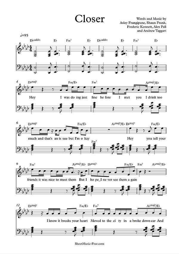 Rolling thunder piano sheet music pdf