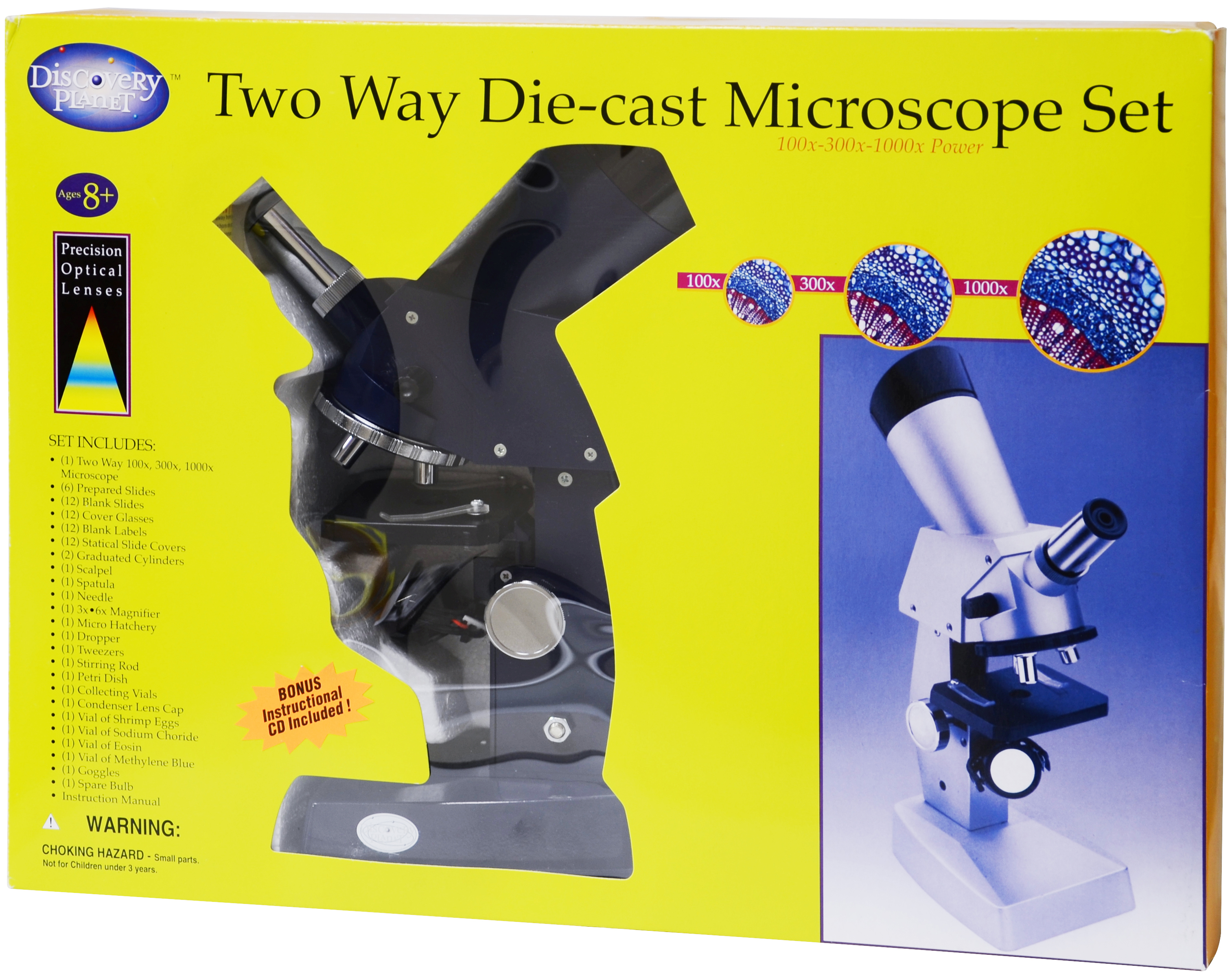 edu science dual viewer microscope instructions