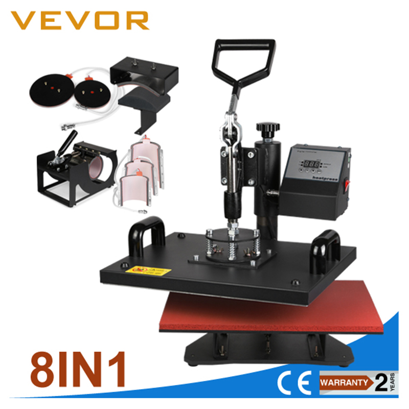xmte heat press machine manual