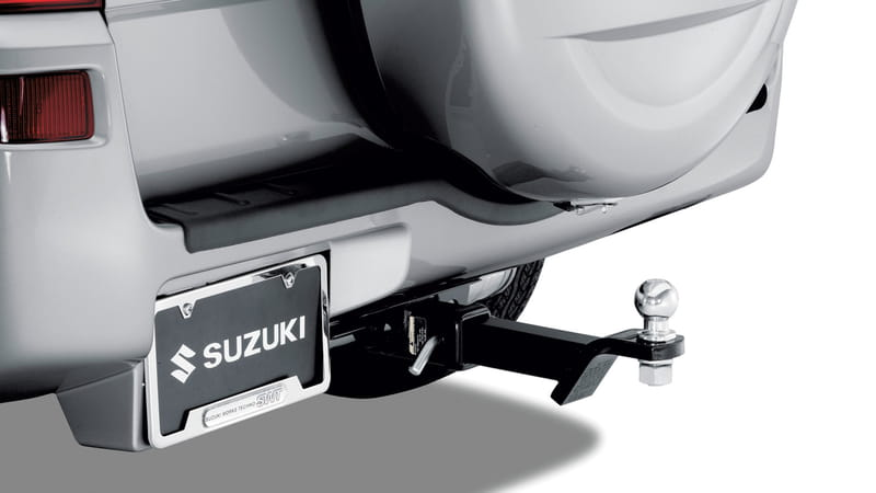 suzuki swift towbar fitting instructions