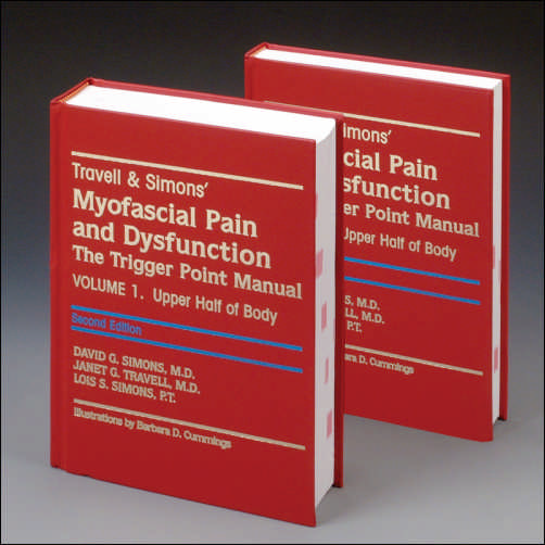 Janet travell trigger point manual