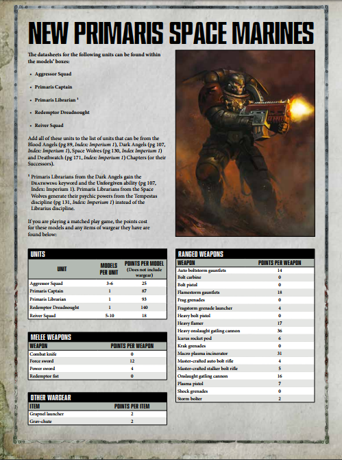 Space marine codex pdf 8th