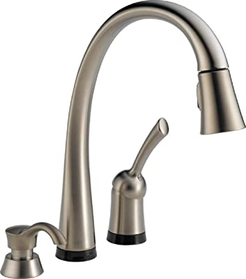 Sensor kitchen faucets with manual override