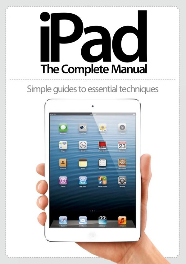 Ipad mini manual free download
