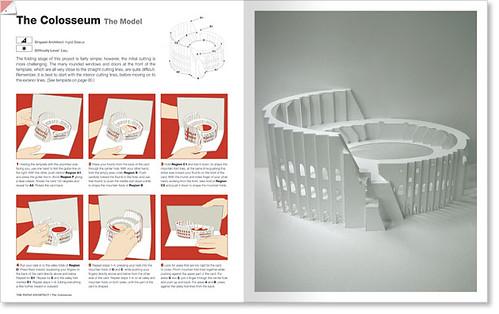 Origami architecture papercraft models pdf