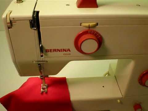 bernina nova 900 sewing machine manual