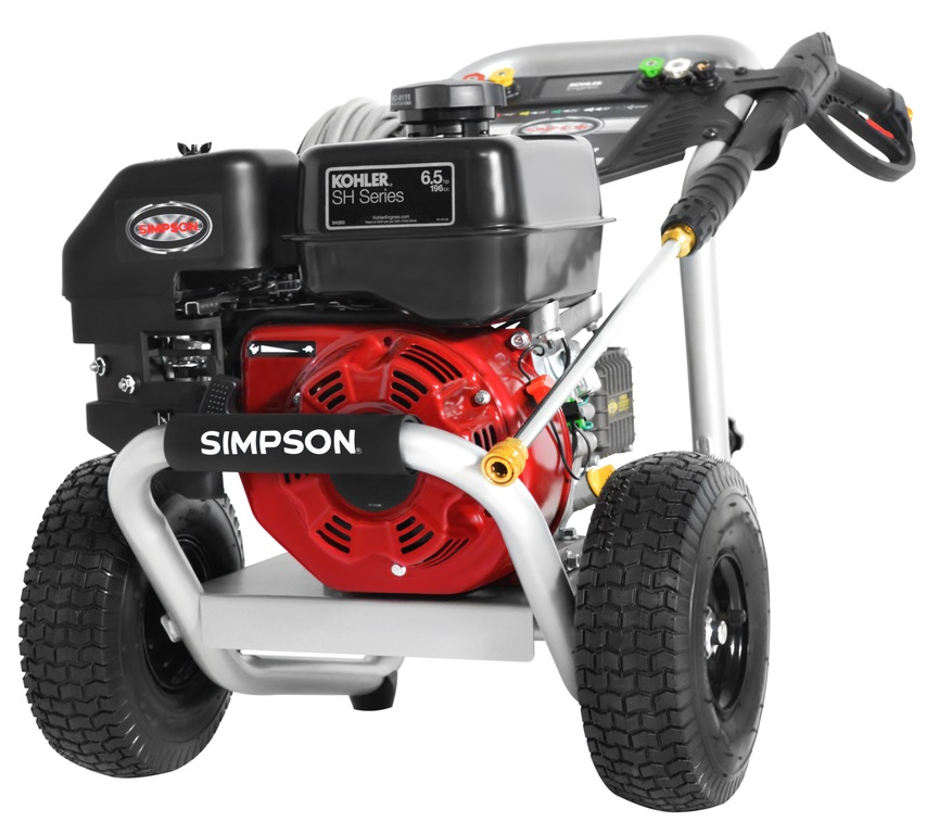 simpson msv3024 engine owners manual