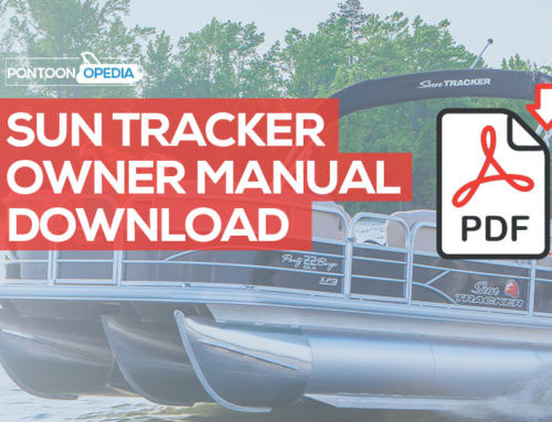 Tracker party deck owners manual