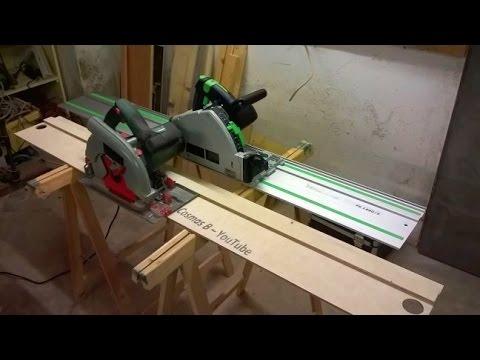 Circular saw guide rail bunnings