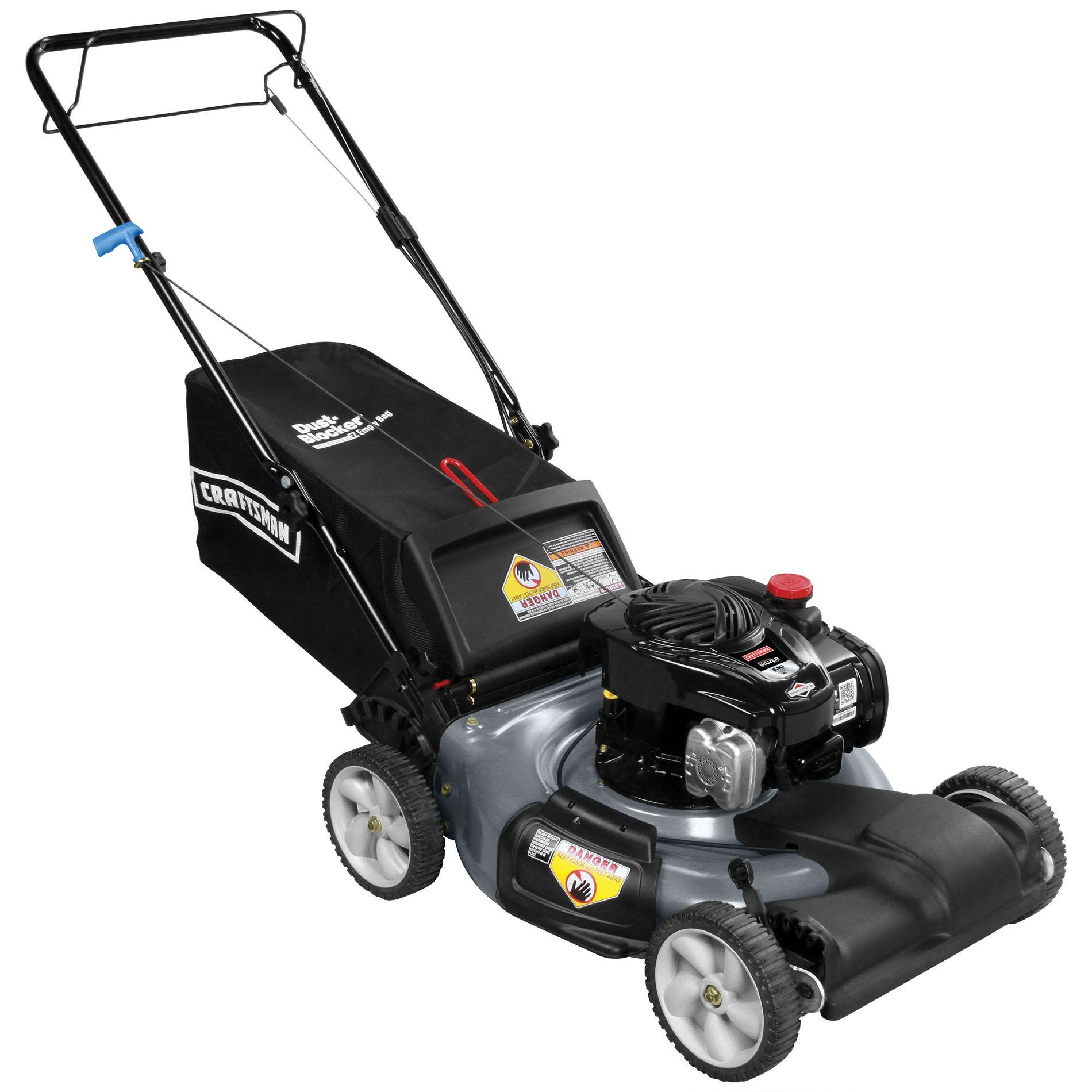 craftsman platinum 7.00 lawn mower manual