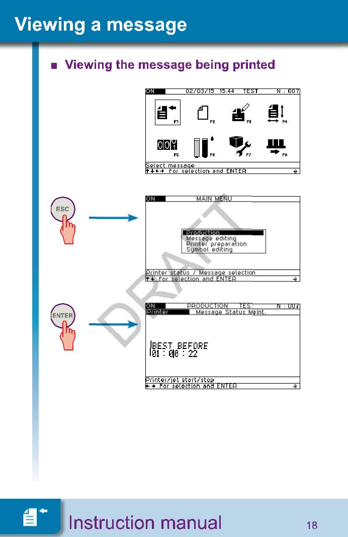 Markem imaje 5400 manual pdf